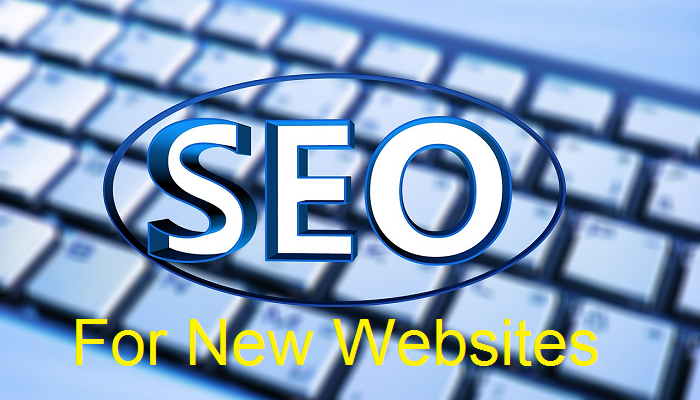 seo for new websites